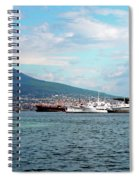 Vesuvio Spiral Notebook