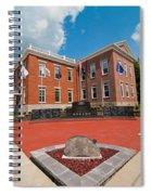Veterans Memorial Hillsboro Spiral Notebook