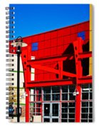 Vibrant Colors Spiral Notebook