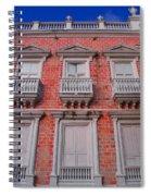 Victoria Spiral Notebook