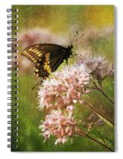 Victuals II Spiral Notebook