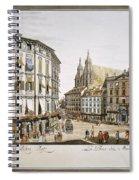 Vienna, 1779 Spiral Notebook