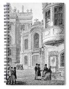 Vienna: Hofburgtheater Spiral Notebook
