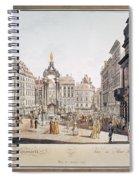 Vienna: Hohemarkt, 1793 Spiral Notebook
