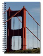 View By The Bay Spiral Notebook