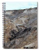 View From A Sinkhole Spiral Notebook