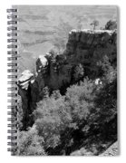 View From Grand Canyon Village Spiral Notebook