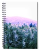 View From Paradise Farm Spiral Notebook