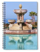 View From Paradise Spiral Notebook