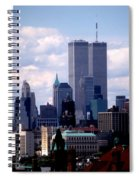 View From The Soldiers And Sailors Arch Brooklyn Spiral Notebook