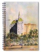 Villa Riviera  Spiral Notebook