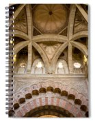 Villaviciosa Vaulted Dome Spiral Notebook