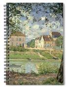Villeneuve La Garenne Spiral Notebook