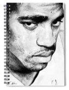 Vince Carter Spiral Notebook