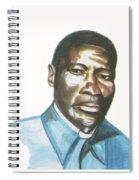 Vincent Mulago Spiral Notebook