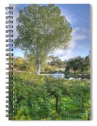Vines And Trees Spiral Notebook