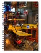 Vintage Assortment Spiral Notebook