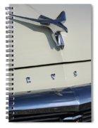 Vintage Chrysler Spiral Notebook