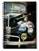 Vintage Ford Spiral Notebook