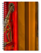 Vintage Gas Pump Nozzle Spiral Notebook