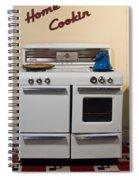 Vintage Kitchen 3 Spiral Notebook