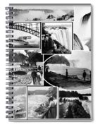 Vintage Niagara Falls Spiral Notebook