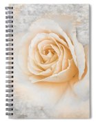 Vintage Rose II Spiral Notebook