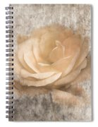 Vintage Rose IIi Spiral Notebook