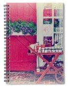 Vintage Store Spiral Notebook