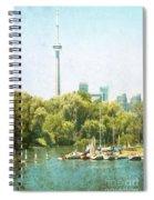 Vintage Toronto Spiral Notebook