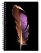 Violet Splendor Spiral Notebook