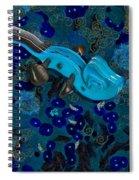 Violinelle - V02-06g Spiral Notebook