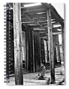 Virginia City Brewery Area Spiral Notebook