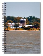 Virginia Farm Spiral Notebook