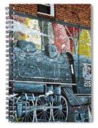 Virginian Spiral Notebook