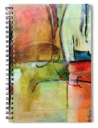Vision Constructed Spiral Notebook