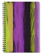 Visual Cadence V Spiral Notebook
