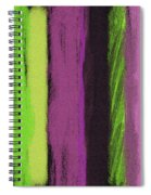 Visual Cadence Viii Spiral Notebook