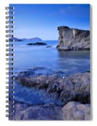 Volcanic Reef Spiral Notebook