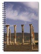 Volubilis Capitol Spiral Notebook