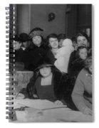 Voting Poll, 1922 Spiral Notebook