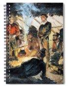 Voyageurs Spiral Notebook