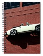 Vroom Spiral Notebook