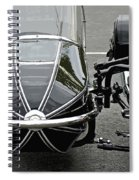 Vulcan Classic Side Car II Spiral Notebook