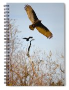 Vulture Spiral Notebook