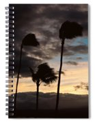 Wa'alaea Sunrise Spiral Notebook