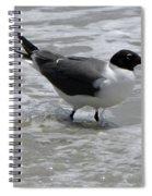 Wading Spiral Notebook