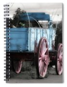 Wagon Ho Spiral Notebook