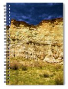 Wahweap Cliff Spiral Notebook