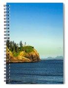 Waikiki Beach Spiral Notebook
